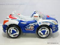 3 Mobil Mainan Aki ELITE QY2018 POLICE 3