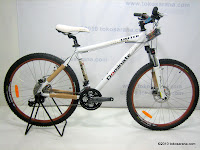 1 Sepeda Gunung UNITED DOMINATE- 013 27 Speed and Disc Brake Shimano Alivio 26 Inci x 18 Inci