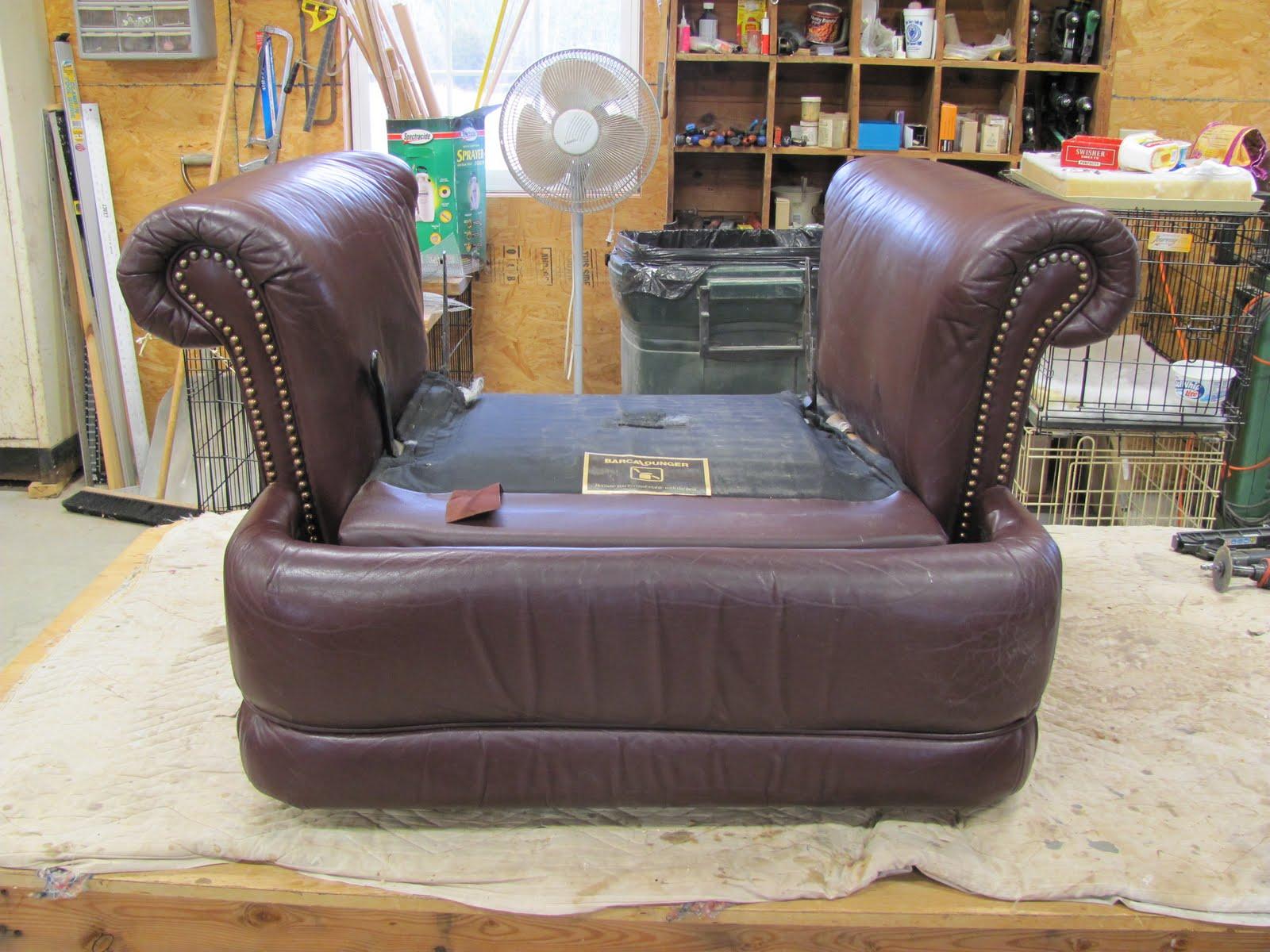 recliner chair handle broken hanging montreal thomas nelson furniture restoration arm