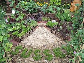 Sufi Ryder Ciptaan Rasa Edible Garden