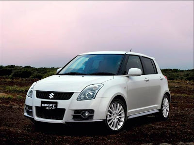 Drew's world: 2007 Suzuki Swift mini-review
