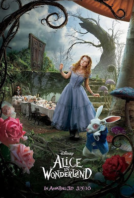 Content In A Cottage Alice In Wonderland 3d Movie Opens 3 5 10