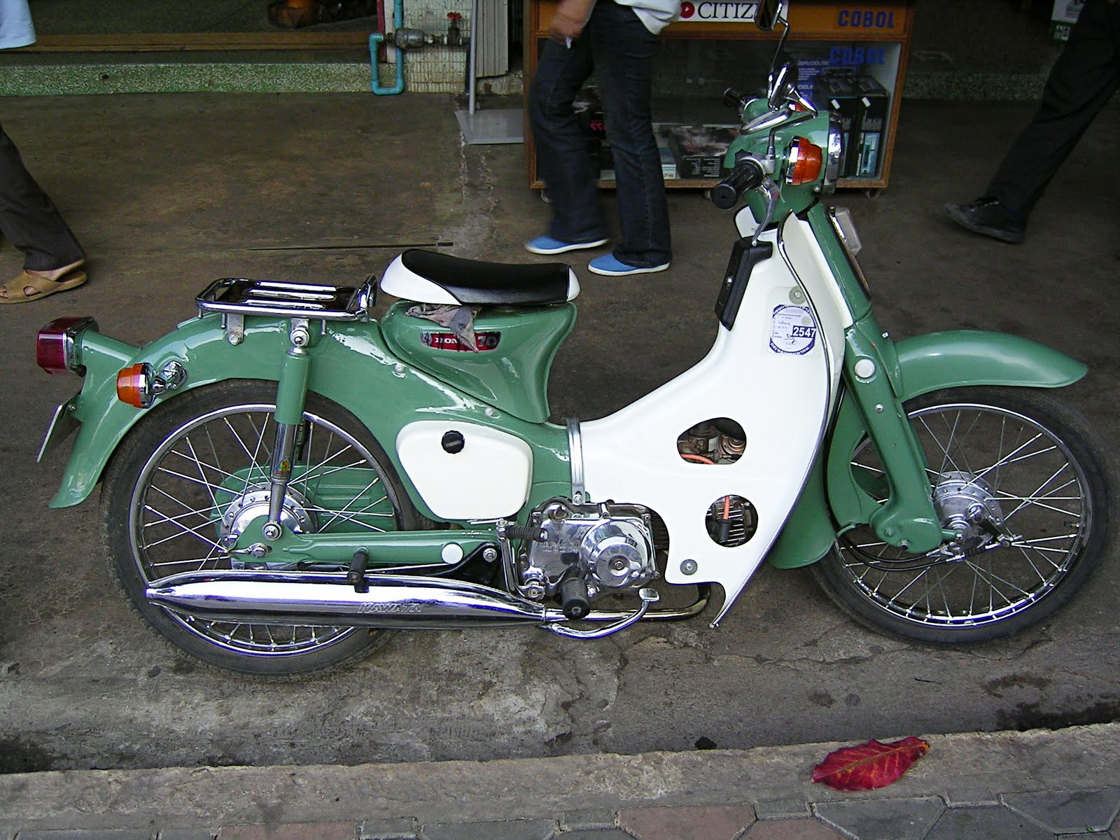 About Motorcycle: August 2010