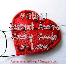 Faithful Servant Award