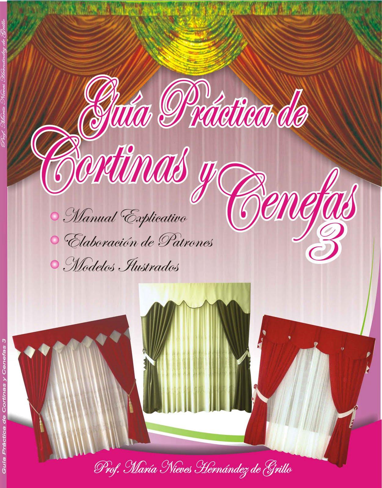 Libros de costura - Precio de confeccion de cortinas ...
