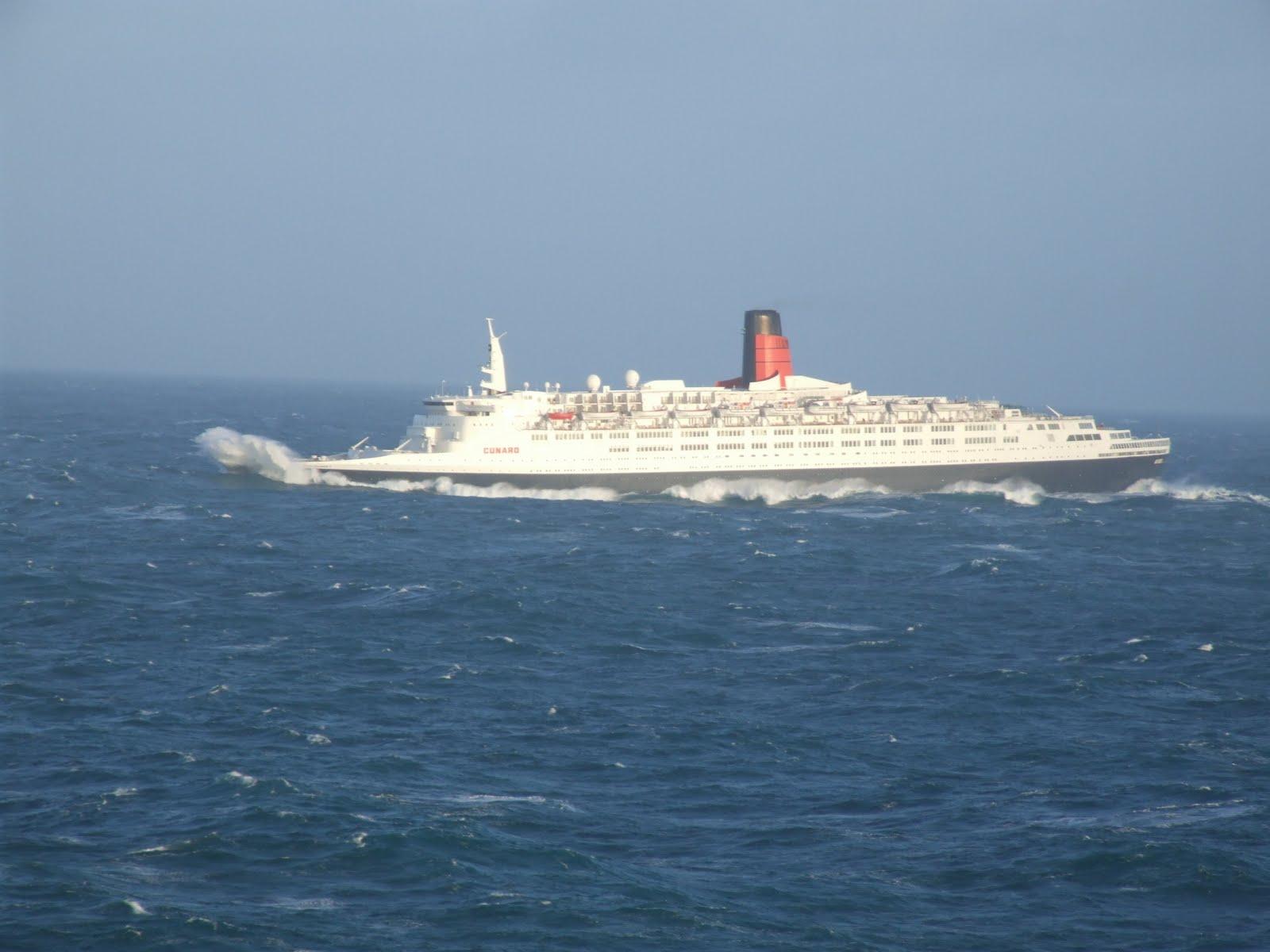 Fixer & Gordon: Rough seas ...