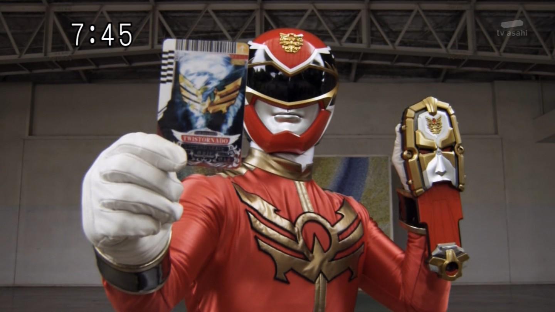 Super Sentai Images: Goseiger Epic 26