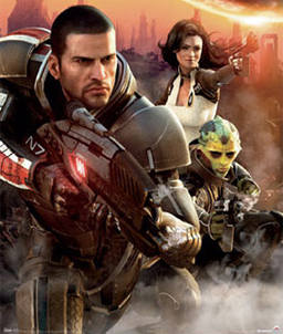 Top 10 Pc Gaming Heroes 3 Commander Shepard Mass Effect