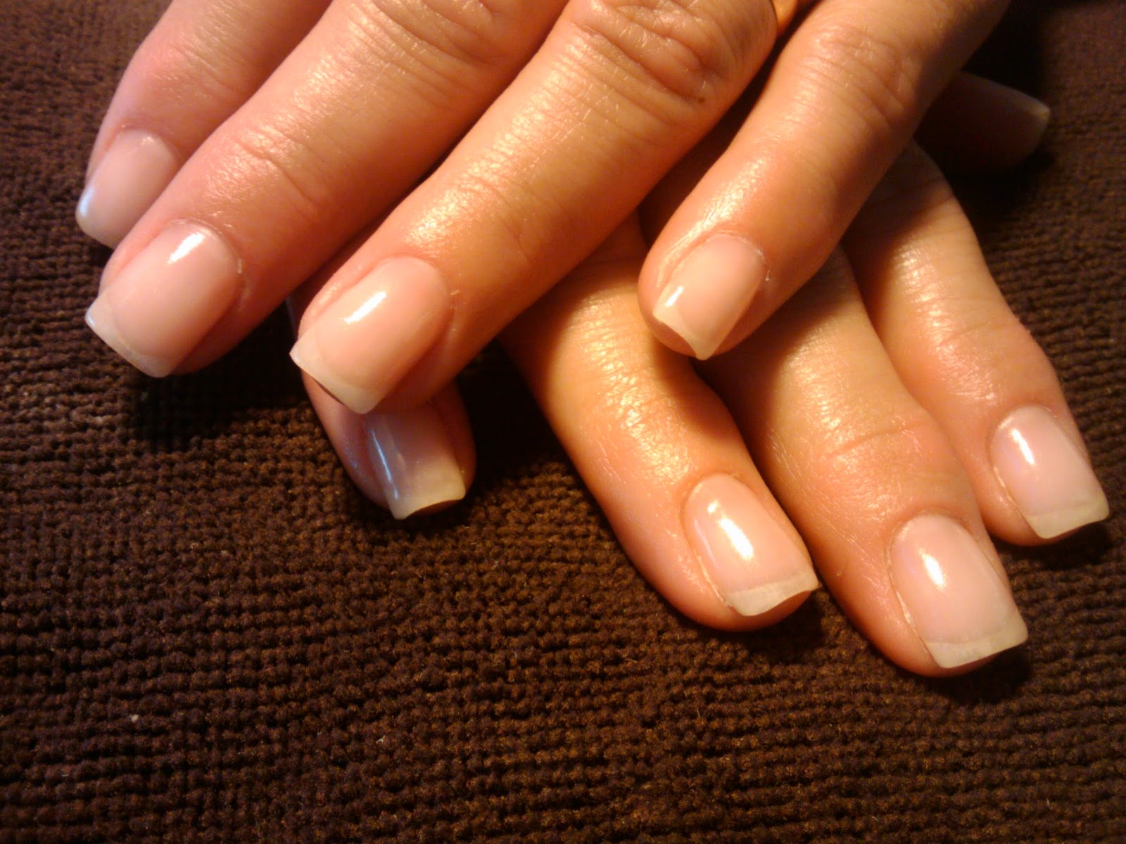 Let's make your nails pretty: Let's give those natural ...
