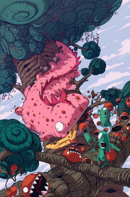 ilustração de Jonatan Cantero