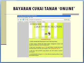 Bayaran Cukai Tanah Dan Galian Selangor Tautan 4