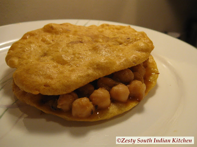 Trinidad Doubles From My Kitchen Zesty South Indian Kitchen