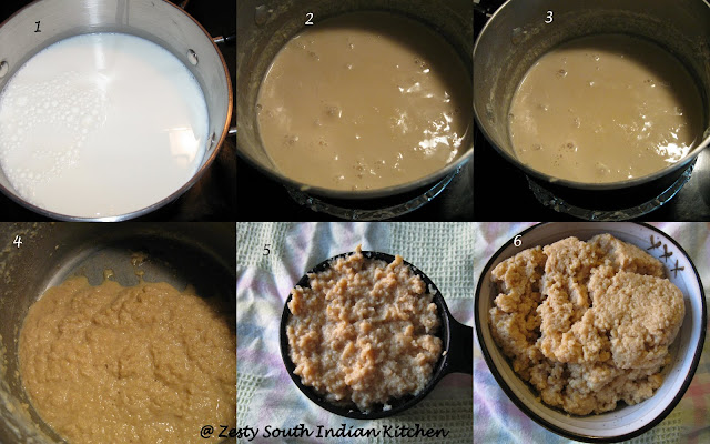 Orange Scented Cardamom Flavored Mava Cake: An Indian Milk ...