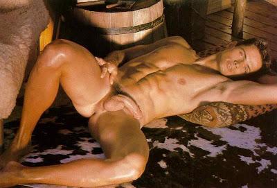 Playgirl sam jones naked assured it