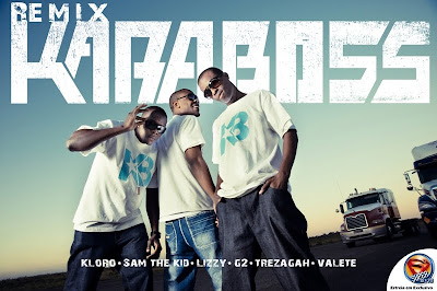GPRO ft Valete, Kloro, Sam The Kid, Lizzy, Trez Agah e G2 - Kara Boss Remix