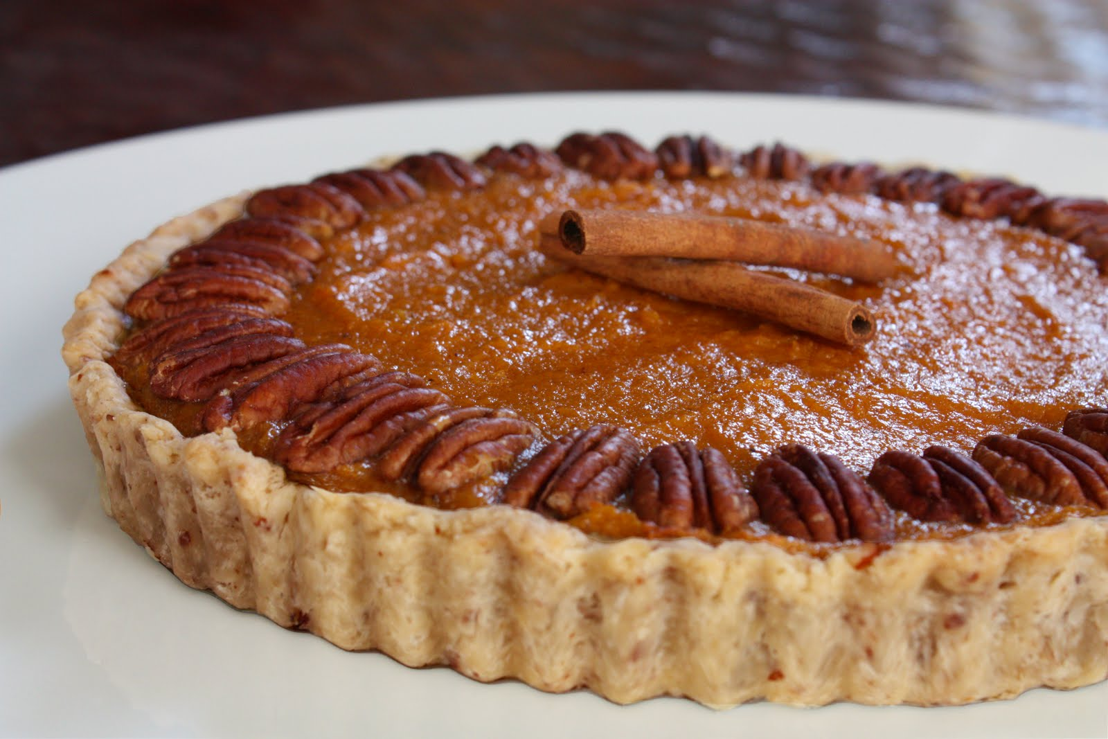 The Best Sweet Potato Pie by Leah Chase of Dooky Chase ...