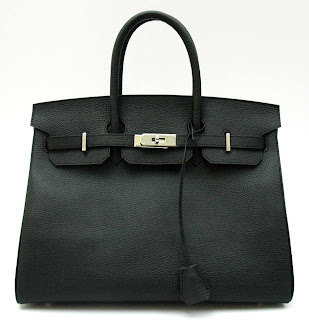 35cm Togo Leather Black Birkin