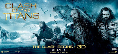 Clash of the Titans The Movie