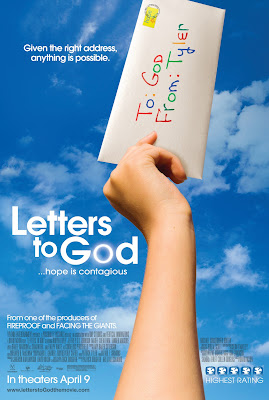 Letters to God Film Poster