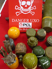 Colourful Collection of Cluster Bombs