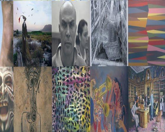 Joe Pollitt African Art Series I I Ll To We Ll