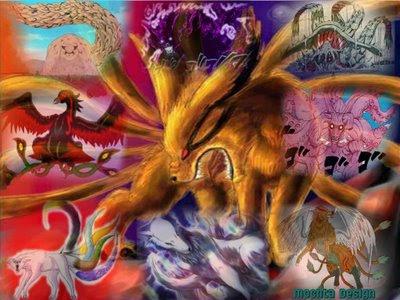 La Mitologia Japonesa En Naruto Sekai No Tamashii ĸ–界の魂 Y es que se compone de más de 800.000 deidades que están en. la mitologia japonesa en naruto sekai