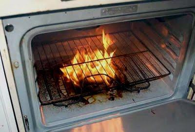 Cucina Divina Fire In The Hole