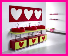 AGATHA RUIZ DE LA PRADA BATHROOM FURNITURE !!