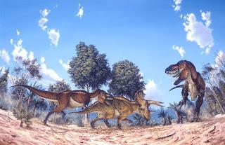 The Whirlpool of Life: Dead as a Dinosaur