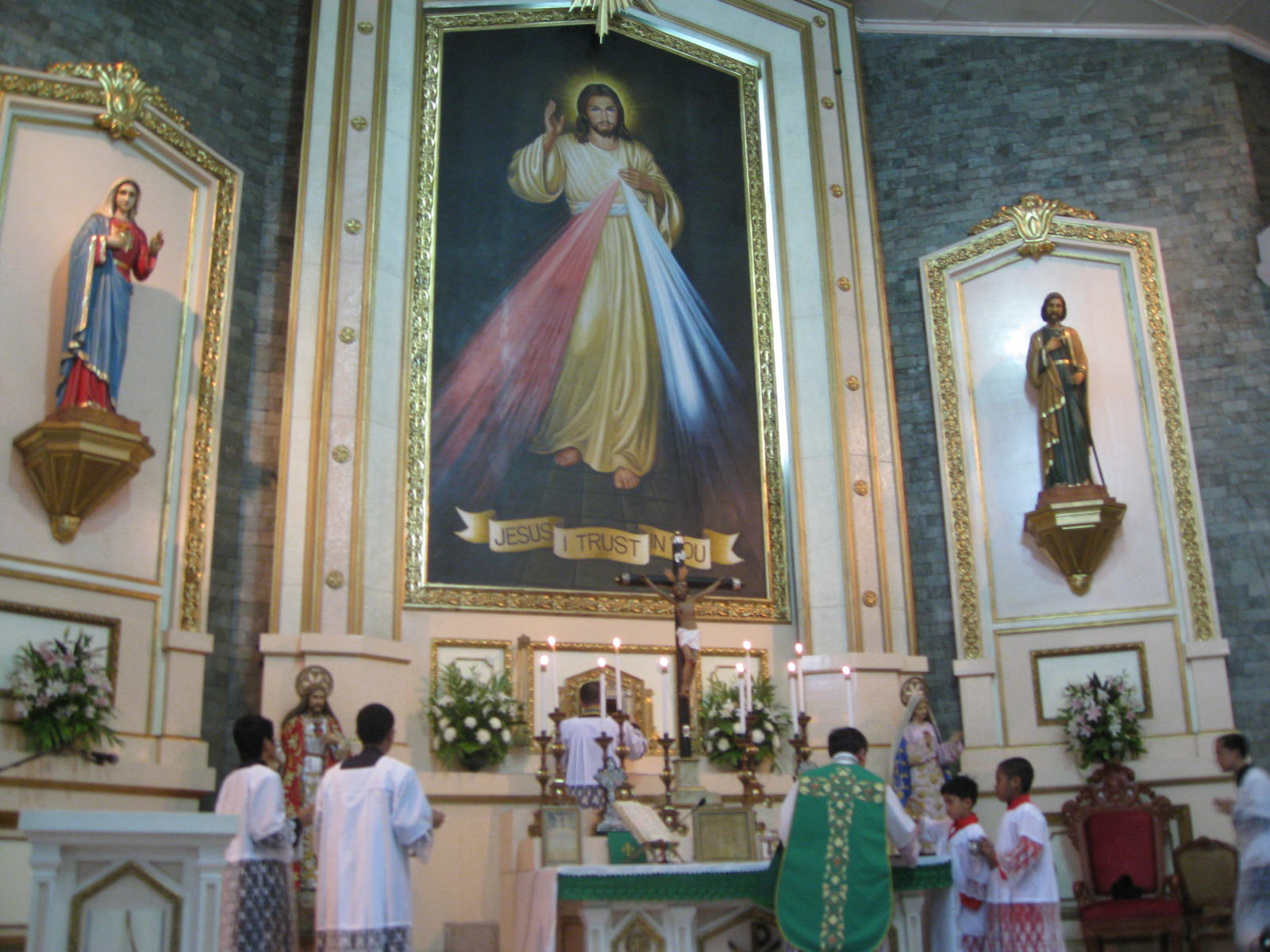Veritatem Facientes In Caritate Update Televised Traditional Latin Mass For The 3rd Sunday