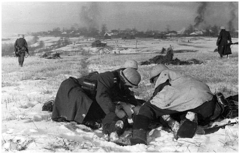 Need help on German history in world war II?