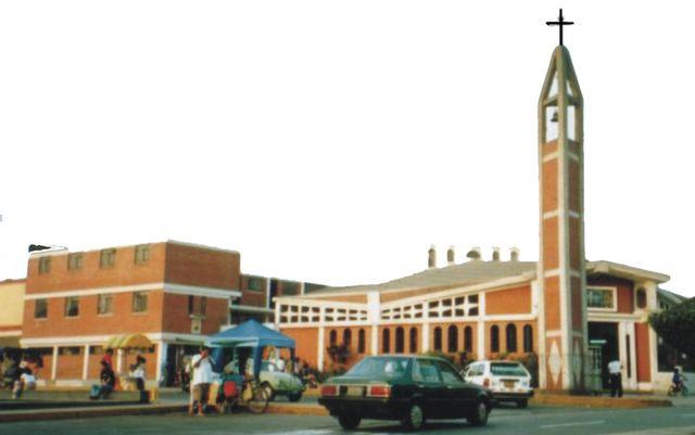 Urbanizacion Residencial Santa Anita Lima Peru