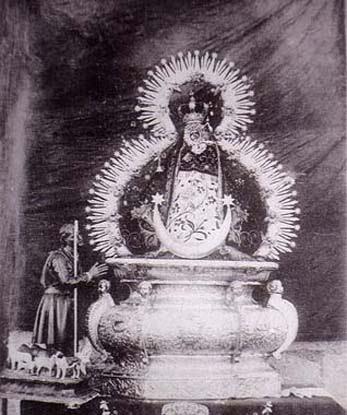 Primitiva y original Virgen de la Cabeza