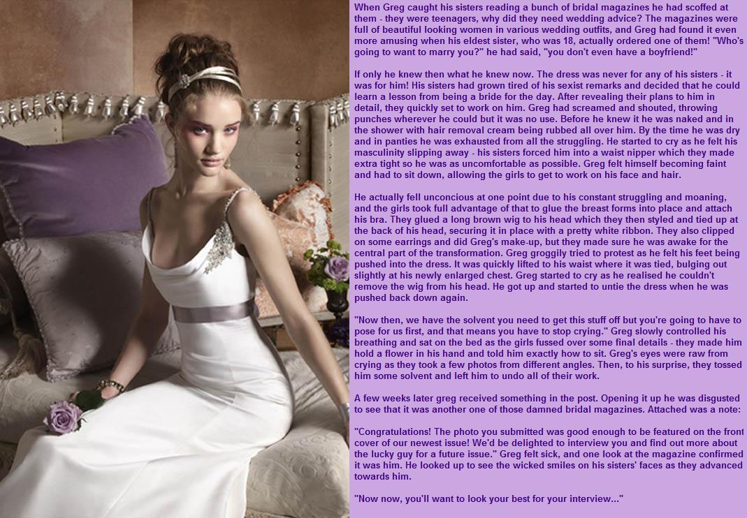 Female fantasy role reversal dating 6