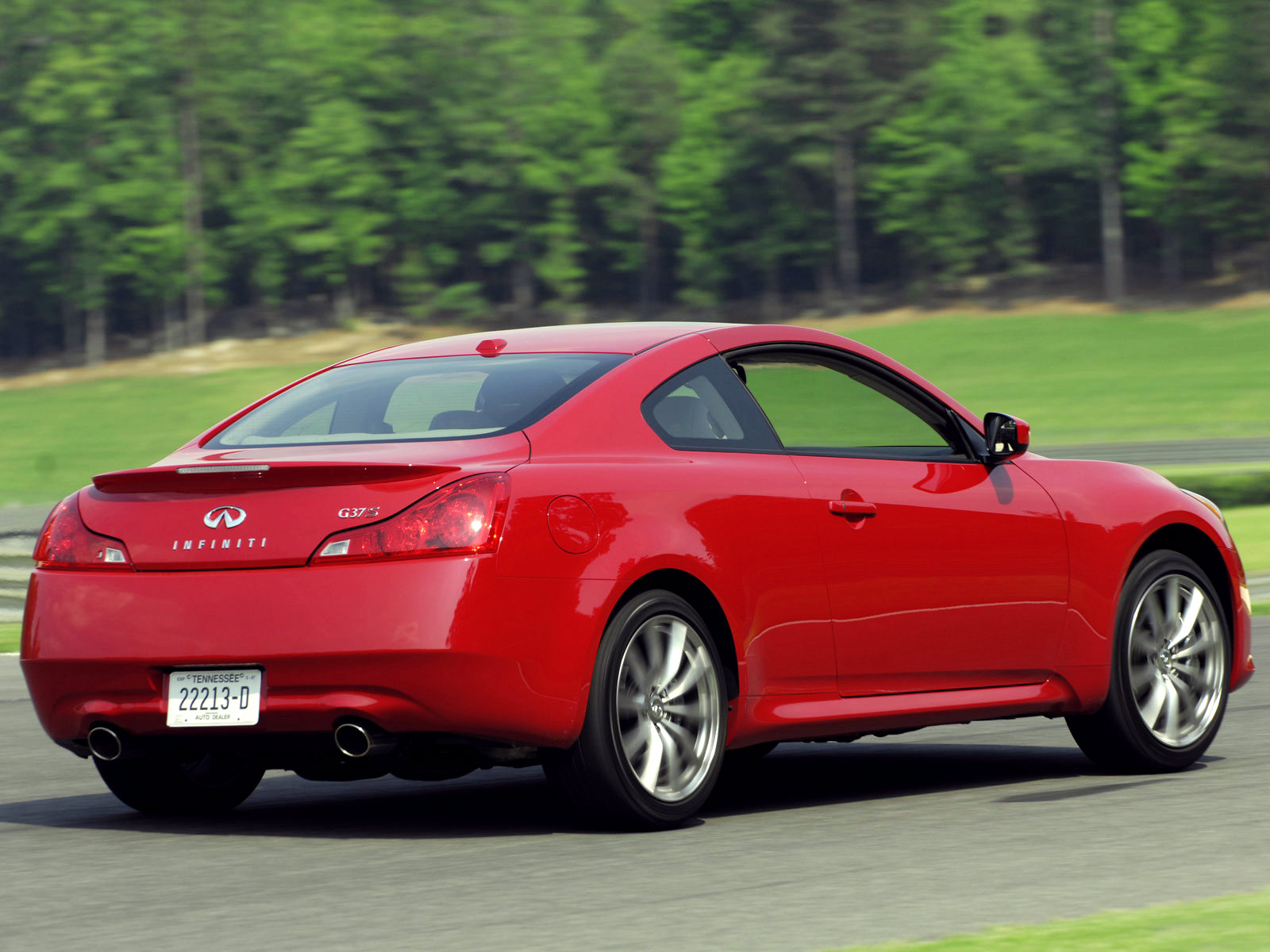 Luxury Vehicle: INFINITI G37 Coupe Wallpapers. Accident Lawyers Information