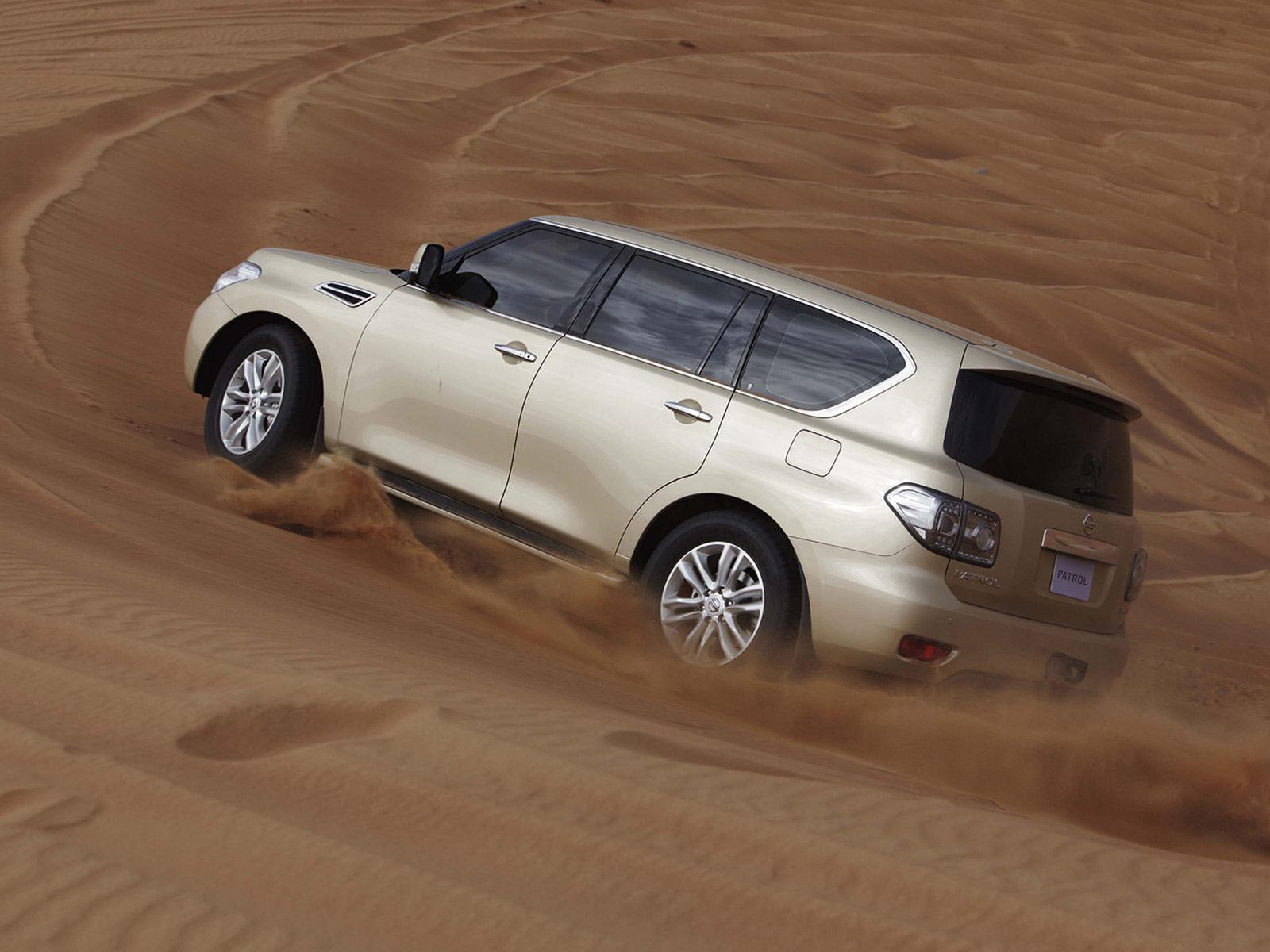 POWER VEHICLE. Modified Car.: NISSAN Patrol (2011)