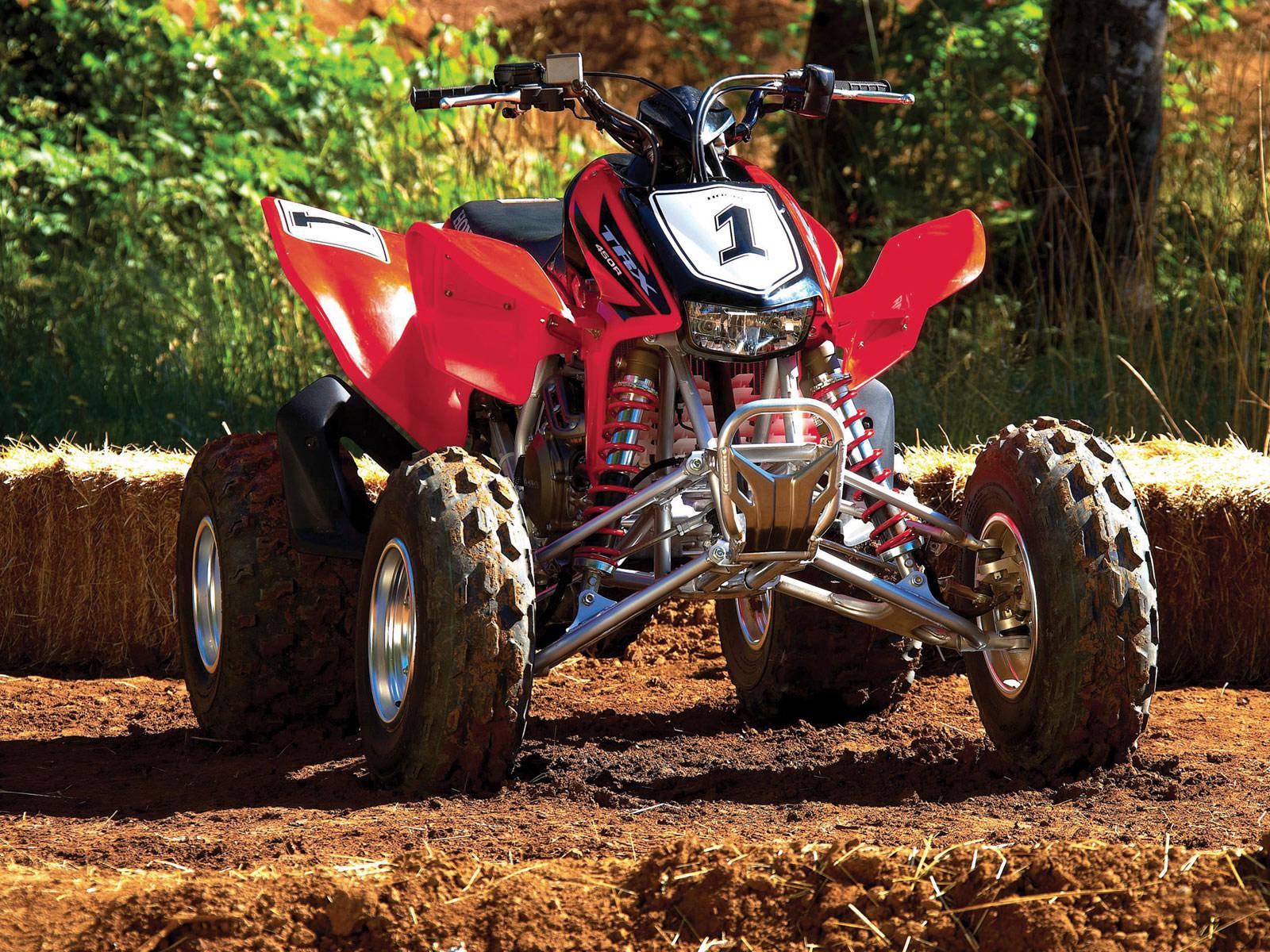 Honda Atv Rx Er