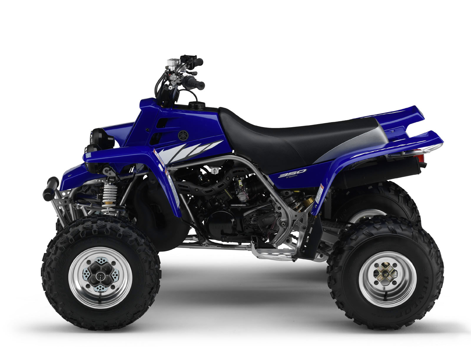 quad yamaha twin 350