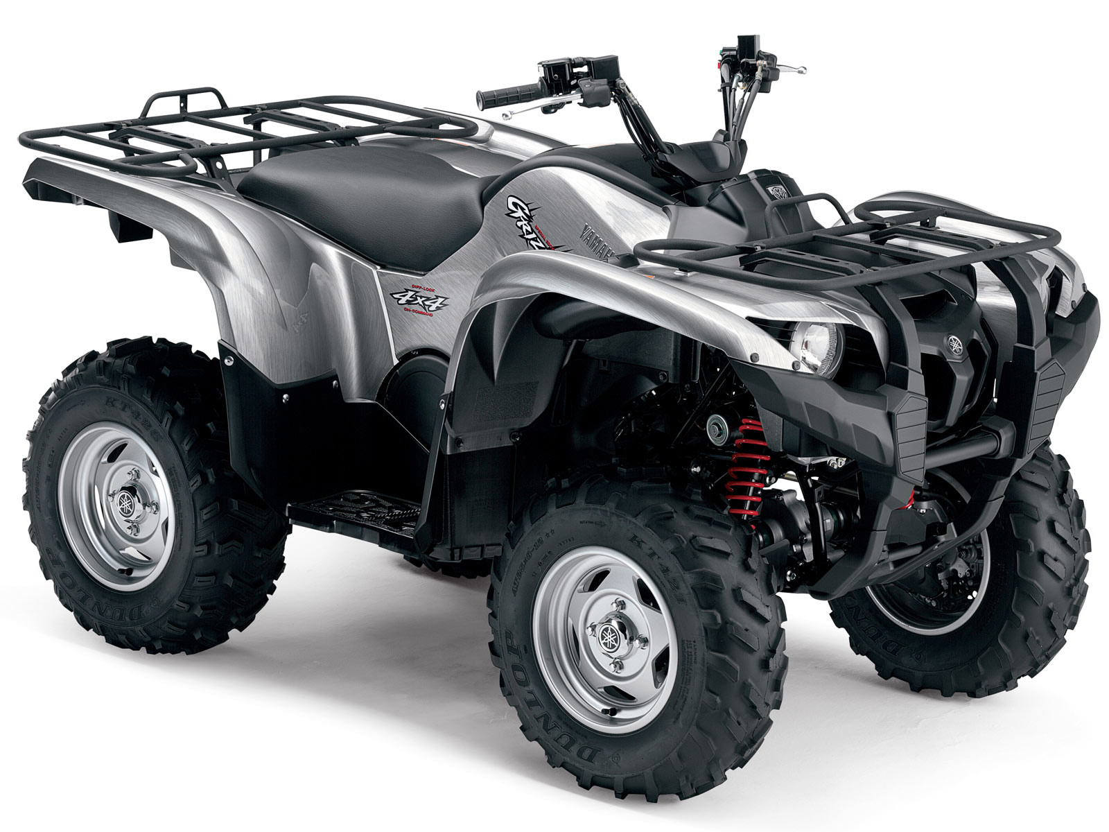 grizzly 700 fi 4x4 automotic 2007 yamaha atv pictures specs. Black Bedroom Furniture Sets. Home Design Ideas