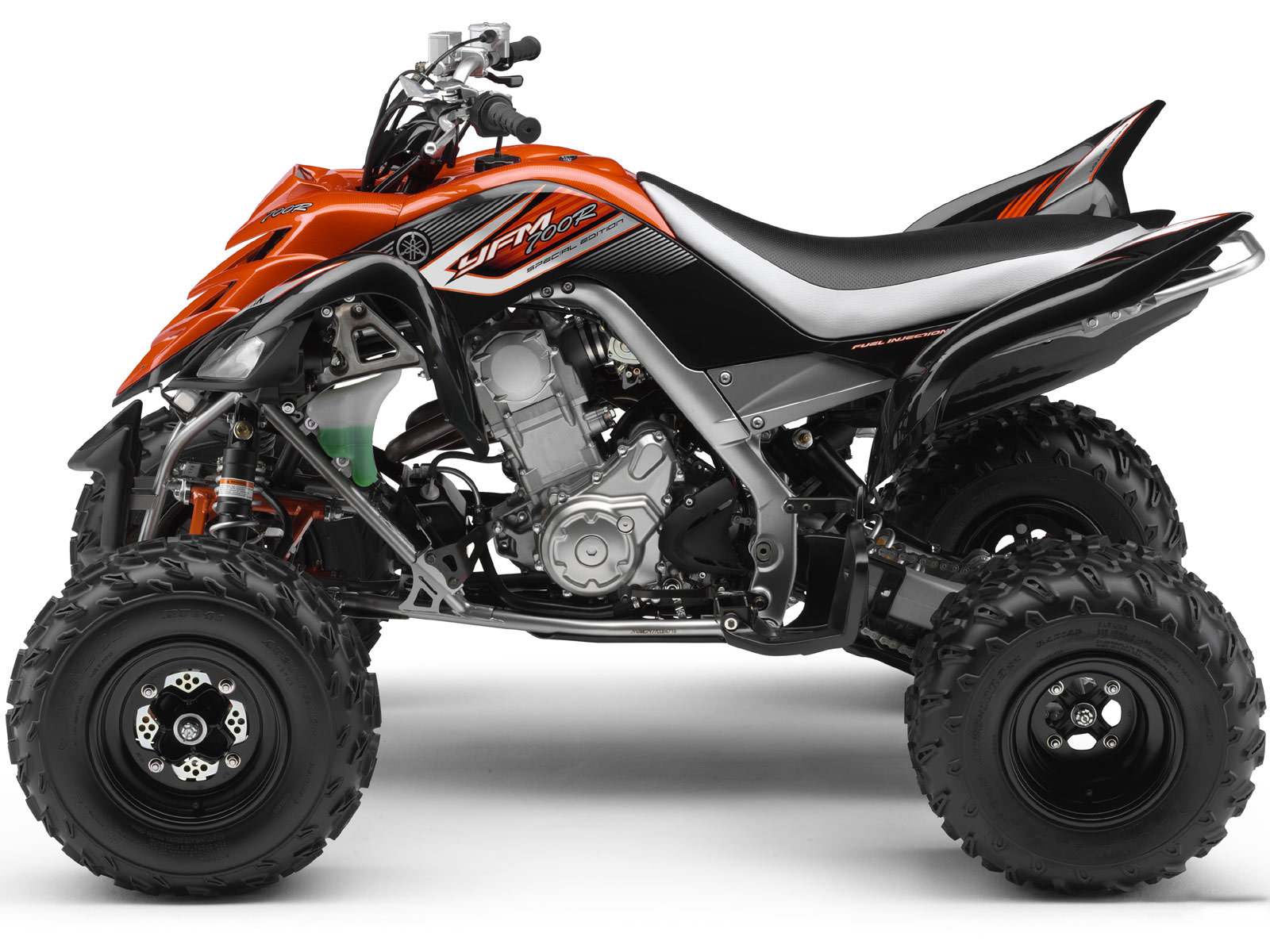 2007 Yamaha Raptor 700r Atv Pictures  Review  Specifications
