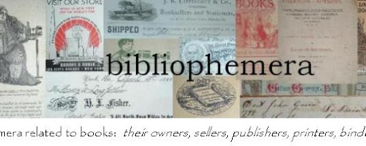 Bibliophemera: Houston Book Fair at the Museum of Printing History