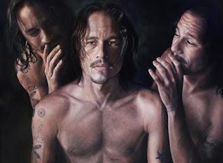 Portrait of Heath Ledger