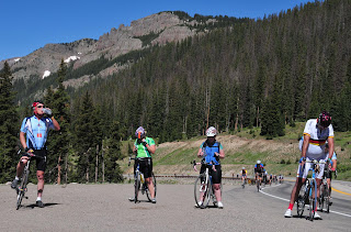 Still Climbing Wolf Creek Pass