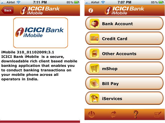 ICICI Bank iMobile iPhone/Android App – How to guide