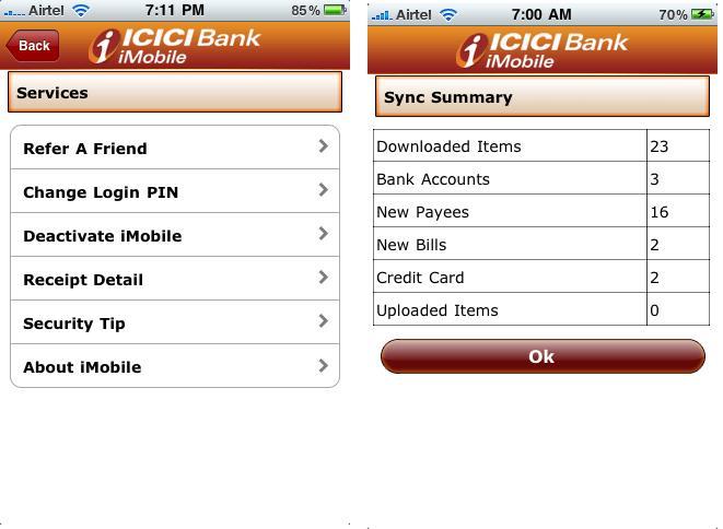 Icici bank usd travel card login