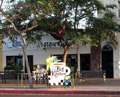 San Diego Daily Photo: Big Kitchen