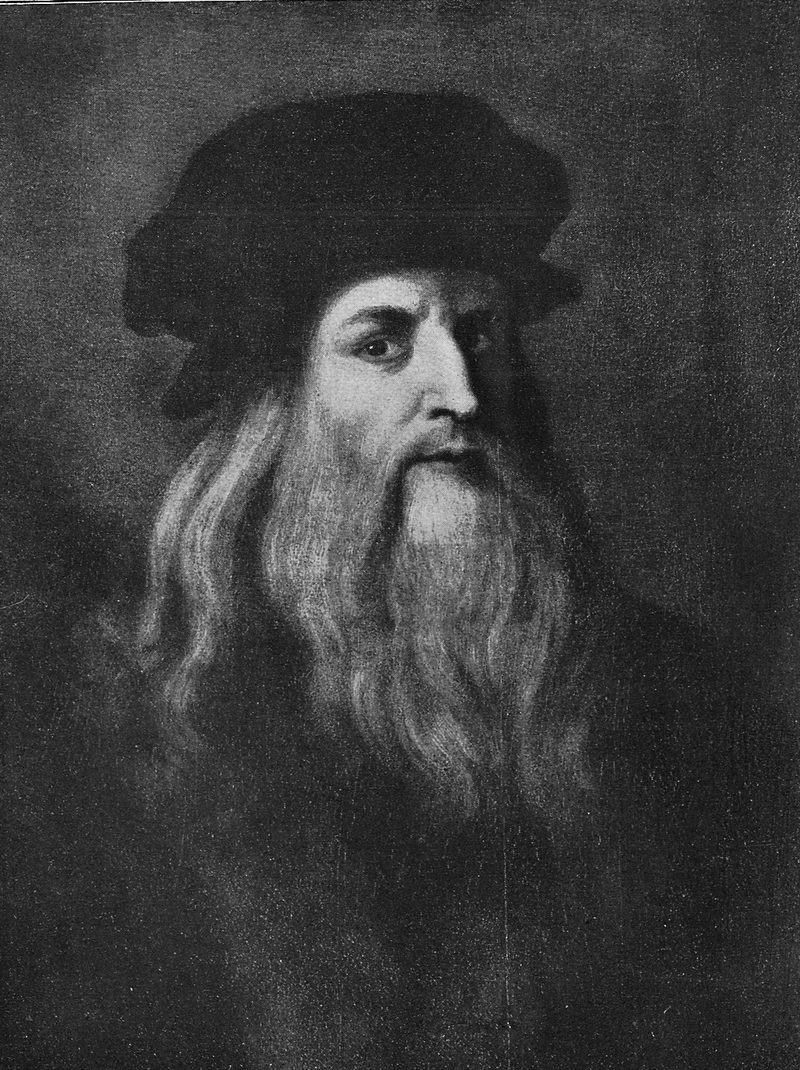 Leonardo Da Vinci's Life