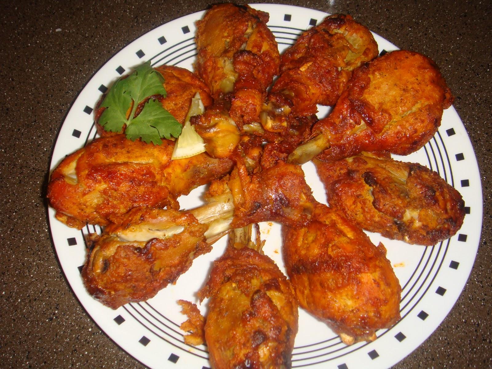 M&M True Karaikudi Chettinad Kitchen: Chicken Tandoori
