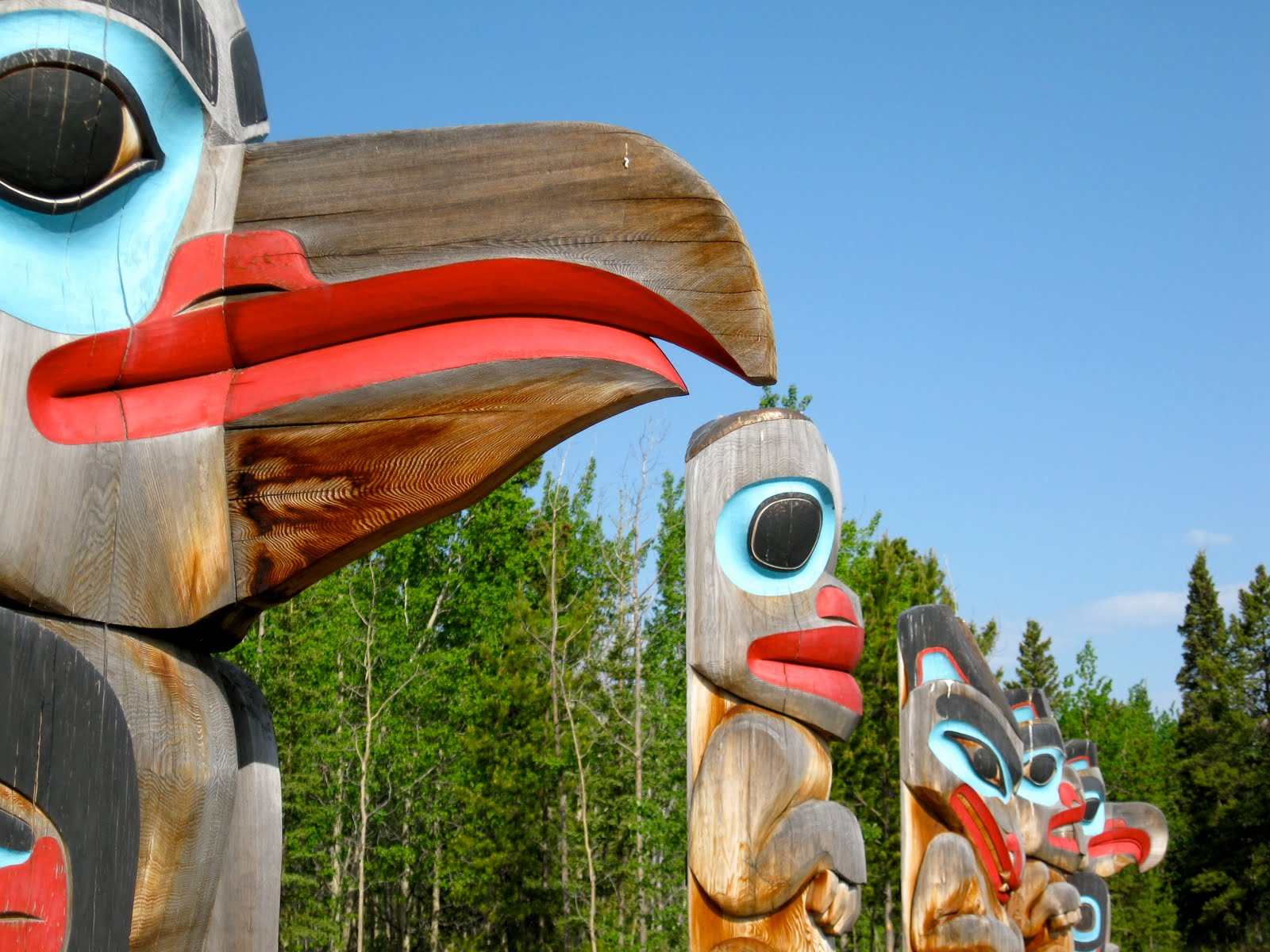 Language In 45 And 47 Stella Street: Highway To Adventure: Tlingit Country, Totem Poles, And Change