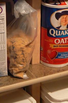 The Creative Homemaker Easy Clean Up Shelves